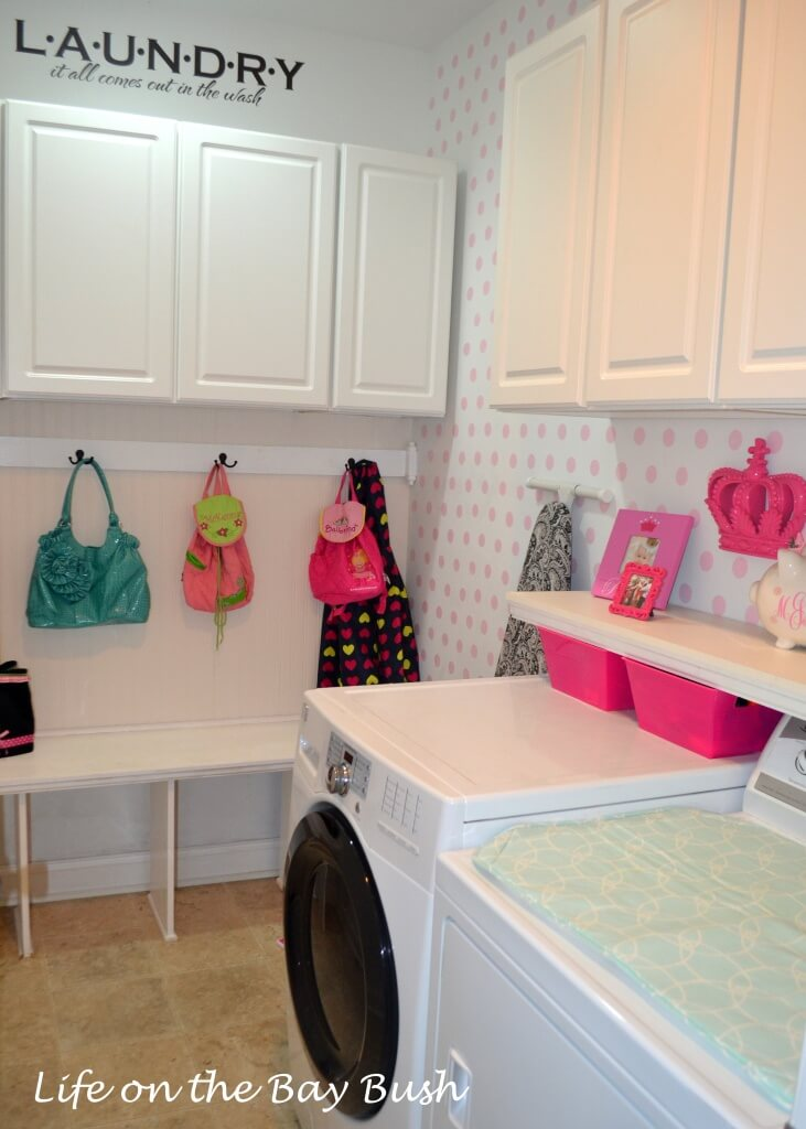 Laundry Room Update