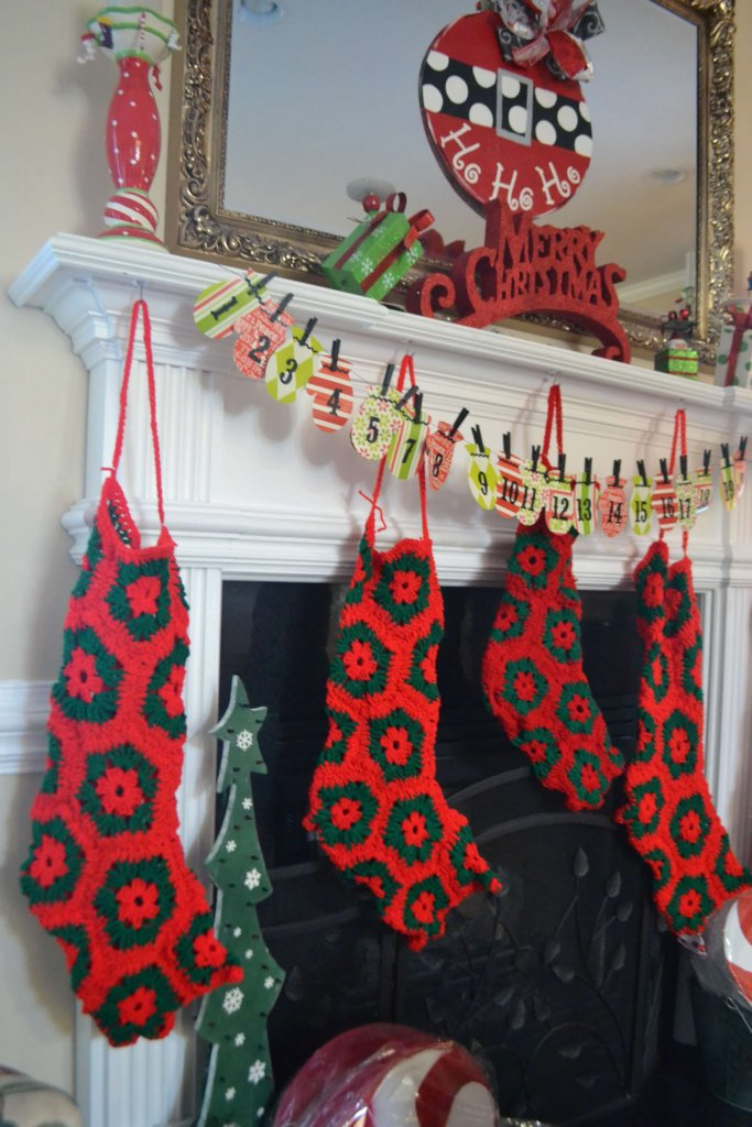 These are the most adorable stockings I've ever seen!