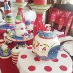 Whimsical Christmas Table
