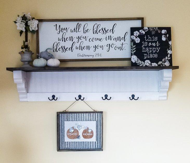 DIY Shelf Tutorial