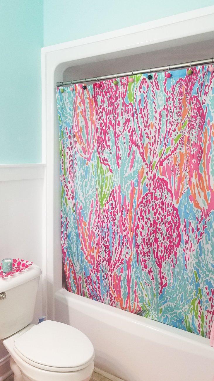 Bathroom Paint Color One Room Challenge