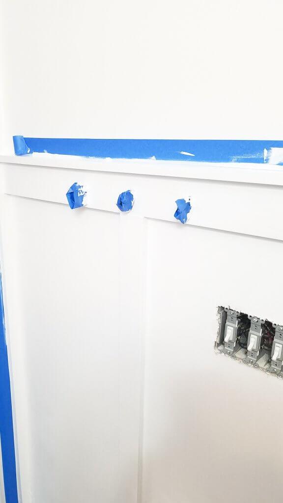 Bathroom Paint One Room Challenge